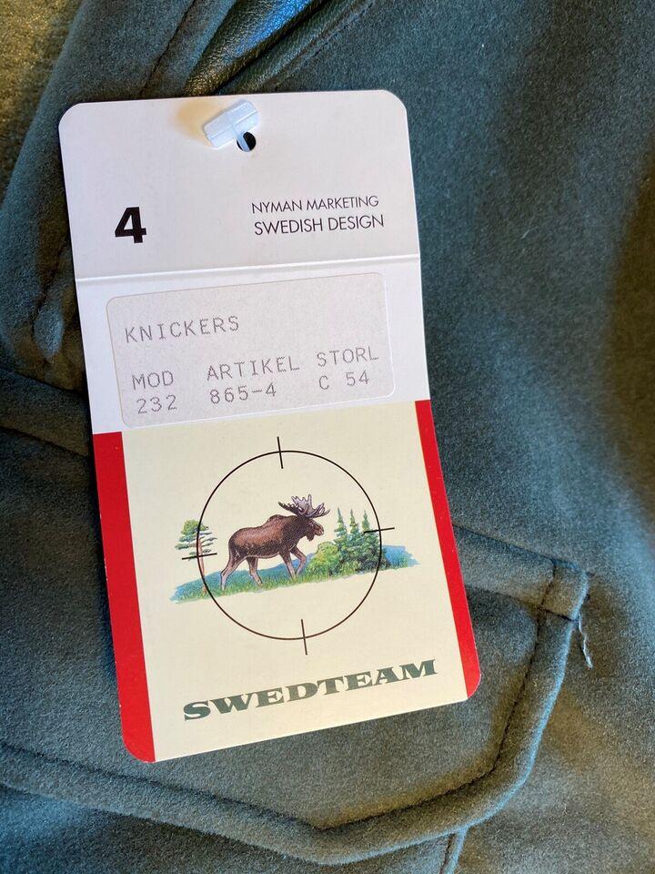Jagttøj, Swedteam jagt knickers