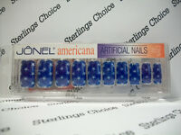 Jonel Americana Artificial Nails 376 Stars