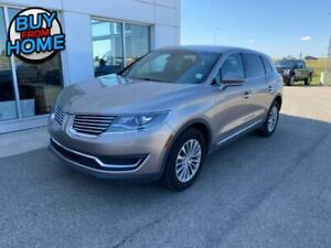 2018 Lincoln MKX Select AWD