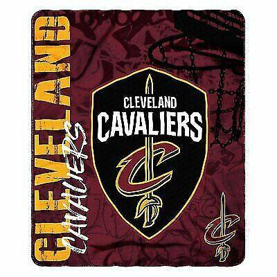 wholesale dealer 5cd60 eedb7 NBA Cleveland Cavaliers Fleece Throw 50 X 60 for sale online | eBay