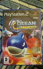 Ocean Commander ps2 PAL is THE HOLY GRAIL!IMPOSSIBLE TO GET BRAND NEW.GOOGLE IT!