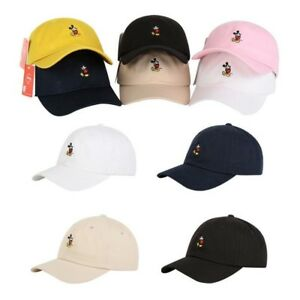 Unisex-Mens-Womens-Licensed-Disney-Mickey-Mouse-Casual-Baseball-Cap-Trucker-Hats