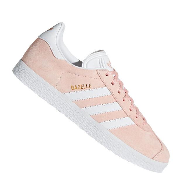 adidas Gazelle SCHUHE Vapour Pink/white 39 1/3 EU