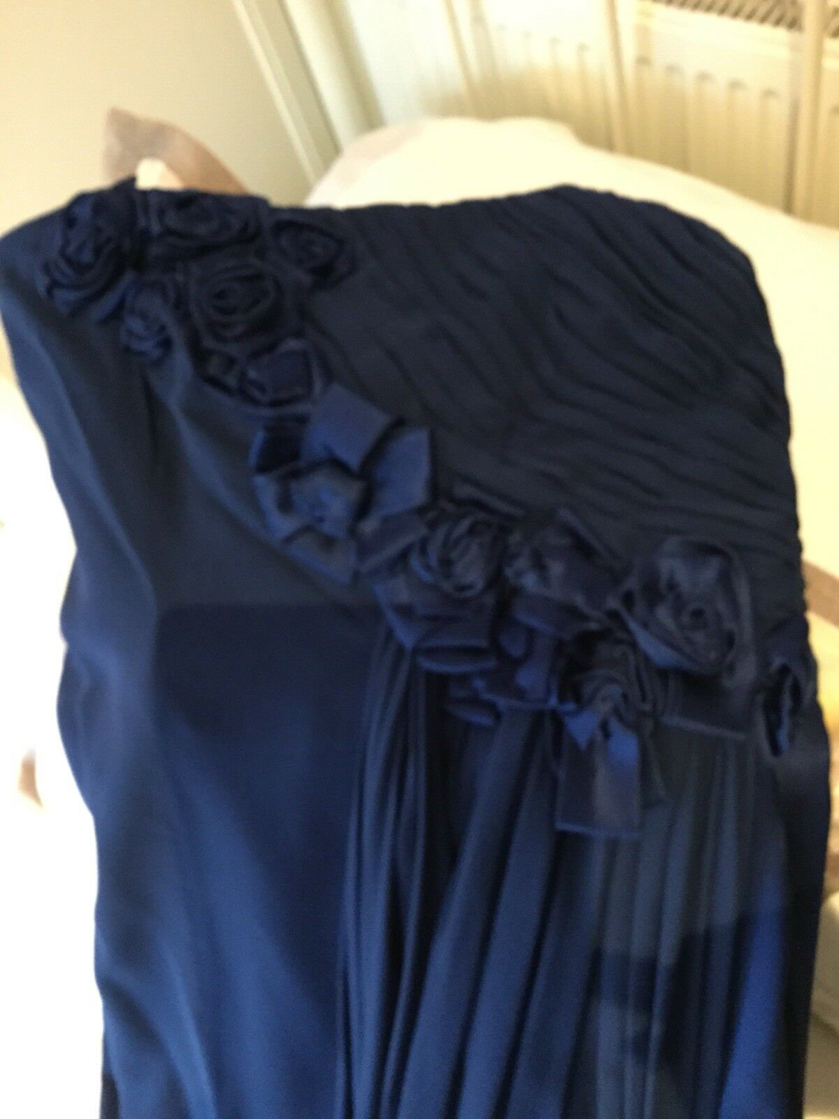 Coast bluee bluee bluee Navy Harmony Dress Size 10 Ballgown, Bridal, Prom, Bridesmaid 0b1497