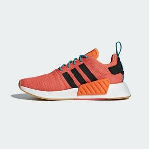 6f6fda596 Image is loading ADIDAS-ORIGINALS-NMD-R2-SUMMER-CQ3081-TRACE-ORANGE-