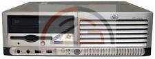 HP DC7600 SFF Desktop PC DualCore 3 GHz 2GB-RAM 250GB-HDD DVD-RW Windows 7 Pro