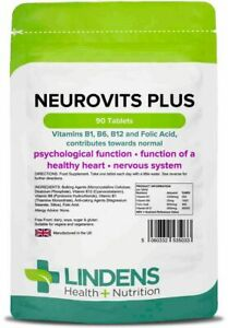 Neurovits-Plus-90-Compresse-Vitamina-B1-B6-B12-acido-folico-stanchezza-e-fatica