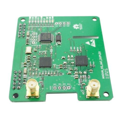 2019 Duplex MMDVM Hotspot Support P25 DMR YSF NXDN for Raspberry Pi OLED