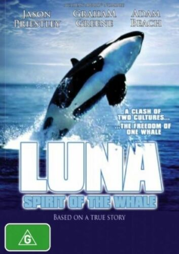1 of 1 - Luna - Spirit of the Whale (DVD, 2008) FAMILY [Region 4] NEW/SEALED