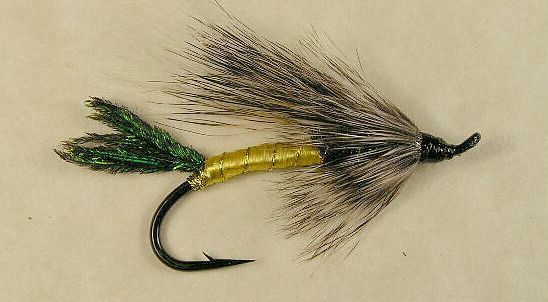 Rusty Rat  #4 Salmon / Steelhead Flies