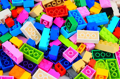 U☀️ Lego 1 POUND LB Bulk ALL BRICKS BLOCKS LOT Mixed Sizes Building Pieces Mix