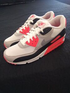 Details about NIKE AIR MAX 90 INFRARED OG REACT Atmos supreme sz 12.5