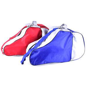 1PC New Roller Skating Bag Adjustable Shoulder Strap Skates Carry Bag Case 4AA