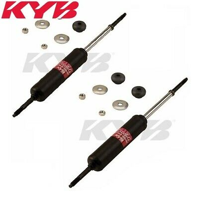 Front Set of 2 Shock Absorbers KYB Excel-G for Chrysler Dodge Nissan Plymouth