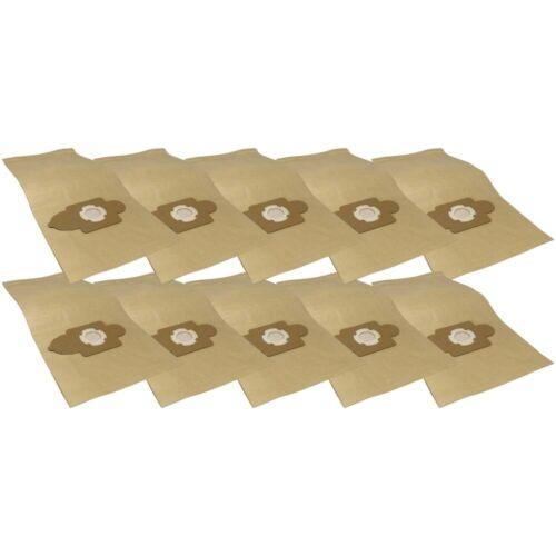 10 Premium Staubsaugerbeutel Staubeutel passend für Wetrok Twinvac 18