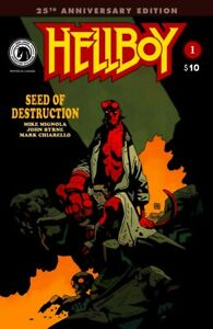 Hellboy Seed of Destruction #1 25th Anniversary Edition // 2019 // NM