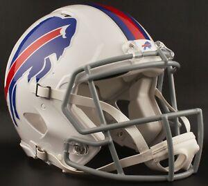 f186974f Details about JOSH ALLEN Edition BUFFALO BILLS Riddell Speed AUTHENTIC  Football Helmet NFL