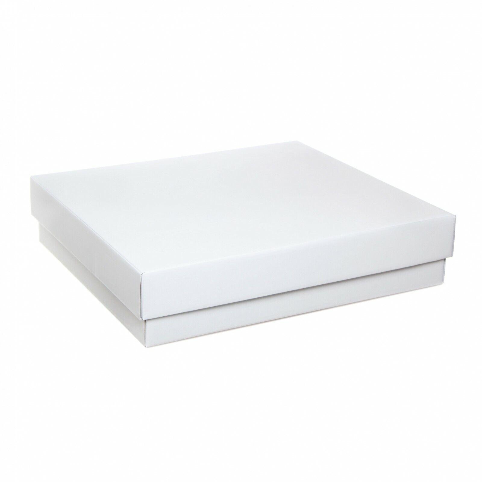 Wedding Dress Storage Box White Cardboard Keepsake Gift Christening Gown Storage