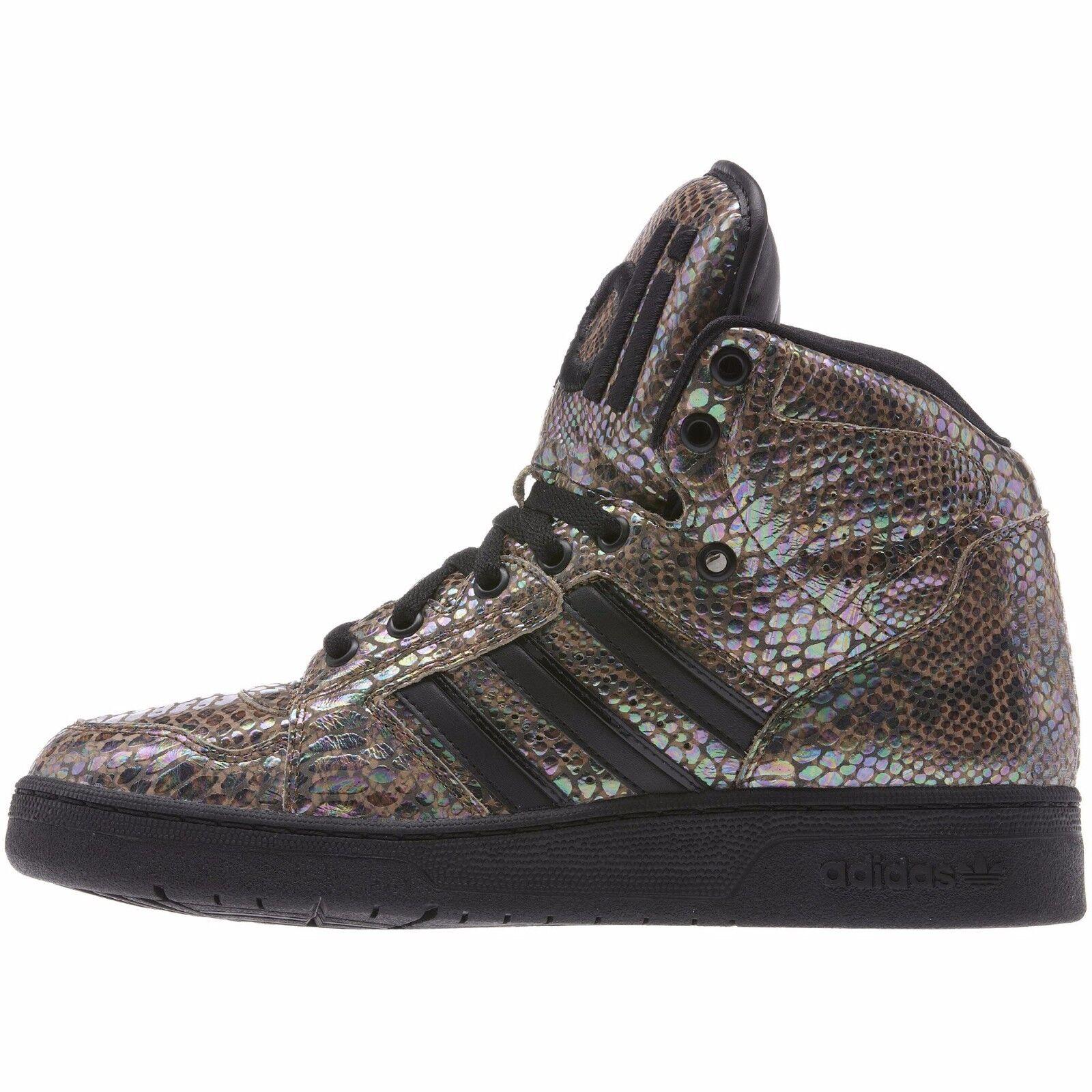 Adidas Originals Jeremy Scott Instinct High Rainbow G95753 Limited Edition