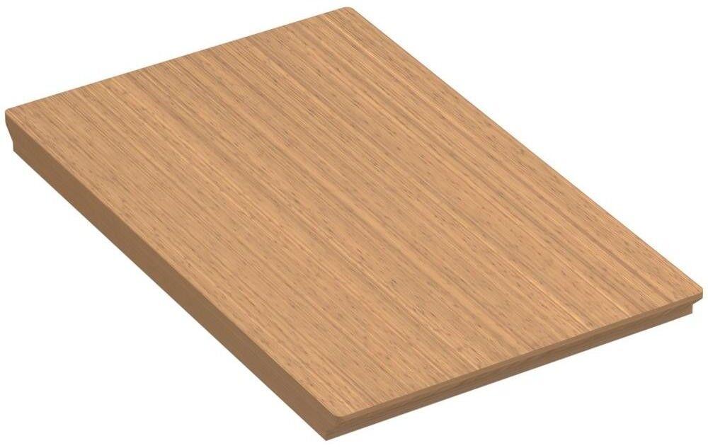 16 in (environ 40.64 cm) x 10 in (environ 25.40 cm) Résistant Bambou Planche à découper pour K-5540 prolifique Kitchen Sink