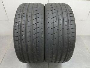 2x-Pneus-D-039-ete-Bridgestone-Potenza-s007-245-35-r20-95y-Dot-xx18-5-5-mm