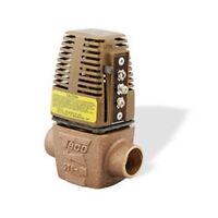 Taco 573 1-1/4 Inch Bronze Sweat Zone Valve With 3 Wire Terminal Block