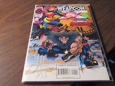 Weapon X Age of Apocalypse #1 2 3 4 Marvel X-Men Mini Series Comic Book Set 1-4