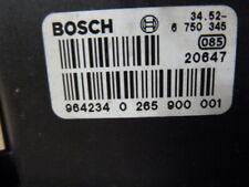 Reparatur E39  ABS Steuergerät 0265900001 Bosch ASC 525d 2 Jahre Garantie
