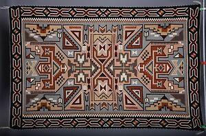 Very fine Navajo rug, blanket Native American textile