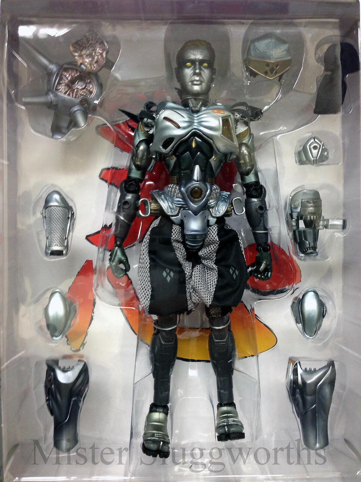 bluee Box BBi 1 6 Cy Com Series Spectre GI Joe Henshin Ninja Assassin MIB Rare