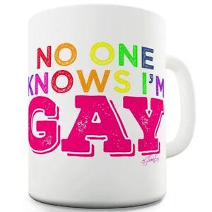 Ceramic-Funny-Mug-No-One-Knows-I-039-m-Gay-By-Twisted-Envy