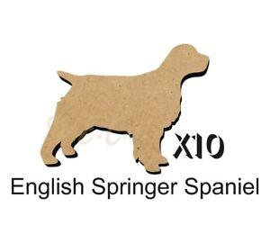 10 English Springer Spaniel MDF découpes Porte-clés-enjoliver 5 Tailles dogw 119-ishing 5 SiZES DOGW119afficher le titre d`origine 7VvotkxU-07214020-374112079