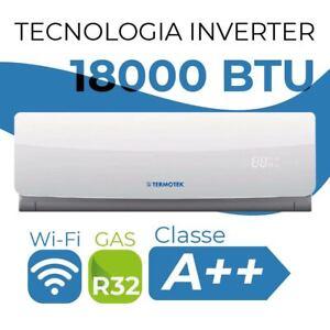 CLIMATIZZATORE-CONDIZIONATORE-TERMOTEK-AIRPLUS-18000-BTU-INVERTER-A-WIFI-R32