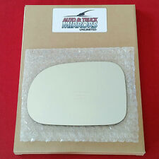 NEW Mirror Glass 89-94 SUZUKI SWIFT Driver Left Side LH ***FAST SHIPPING***