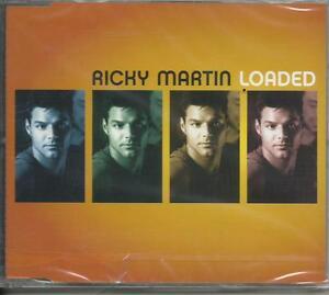 RICKY-MARTIN-Loaded-2001-CD-single