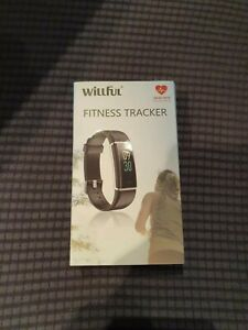 Montre Bracelet Connectée Willful Tracker Fitness Podomètre Cardio Android IOS