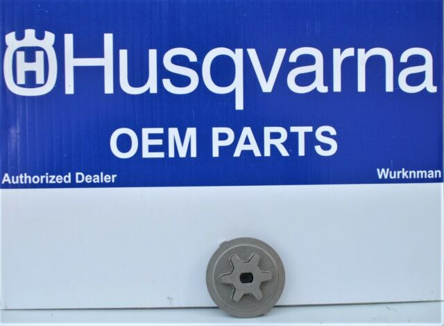 Genuine Husqvarna NEW Sprocket 537271501