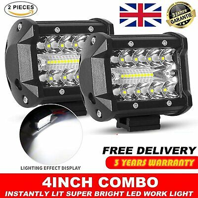 LED Offroad floodlight reflector