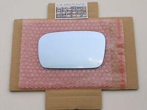 Lbf135 Blue Mirror Glass For 2004 2006 Acura Tl Driver
