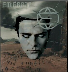 EMIGRATE EMIGRATE LIMITED EDITION PVC O-CARD DIGIPAK 2007 ALT / INDUSTRIAL ROCK