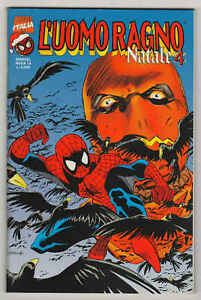 L'UOMO RAGNO NATALE n°4 (1997) - Marvel Mega 14 - Panini Comics