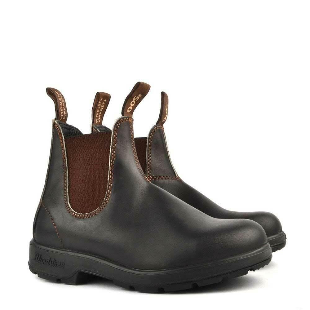 azulndstone 500 botas Stout marrón Premium