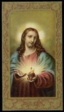 santino-holy card ediz. NB**  n.8003 S.CUORE DI GESU'