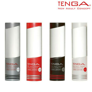 Tenga Hole Lotion Water Based Lubricant Natural Wet Lubrificante Base D'Acqua