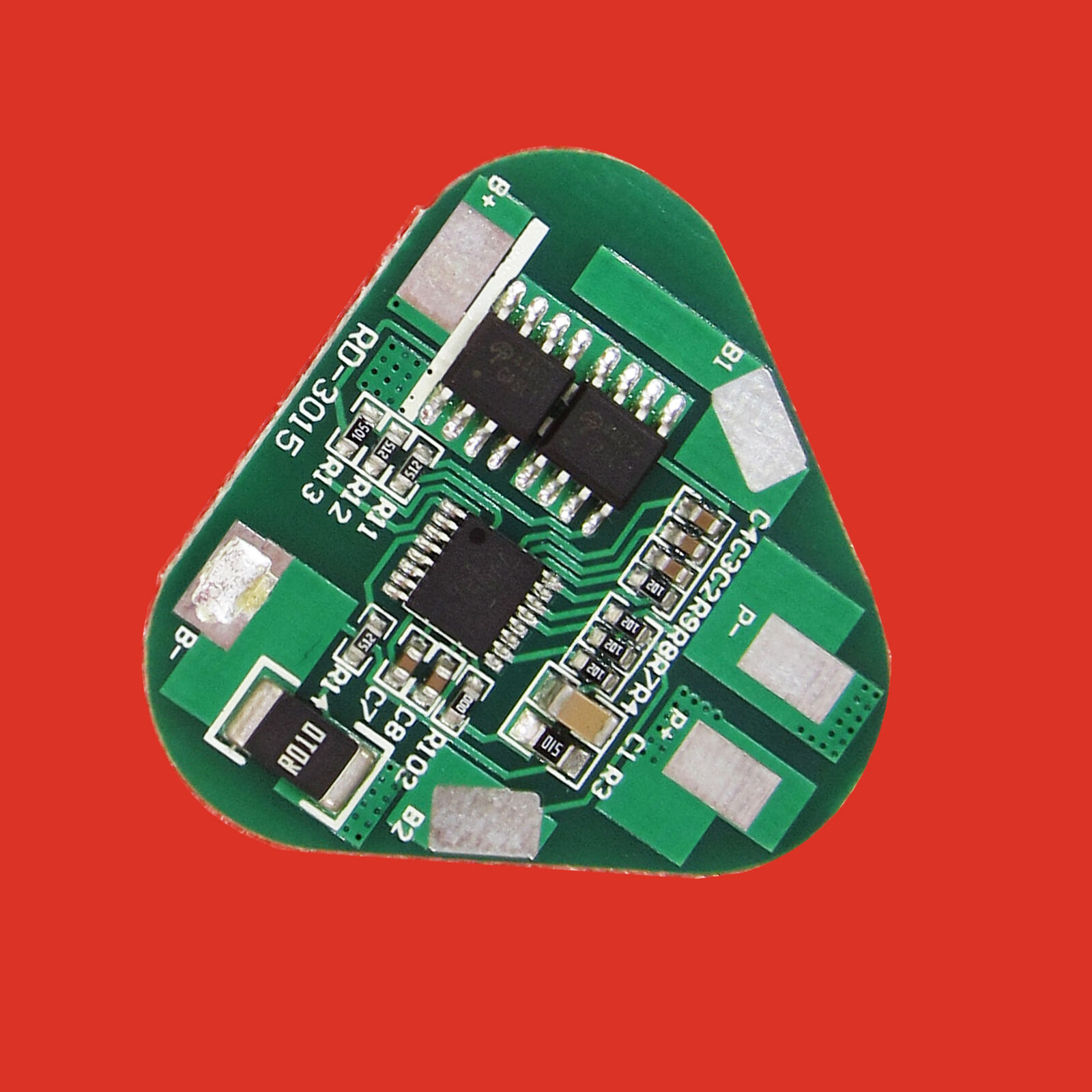 3s Li Ion Lithium Battery Protection Circuit Board 3 Cell Pcb 108v Cellphone Charger Of Lm317 Norton Secured Powered By Verisign