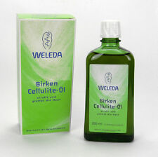 (11,98/100ml) Weleda Birken Cellulite Öl 200 ml