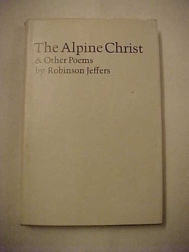 Alpine Christ and Other Poems