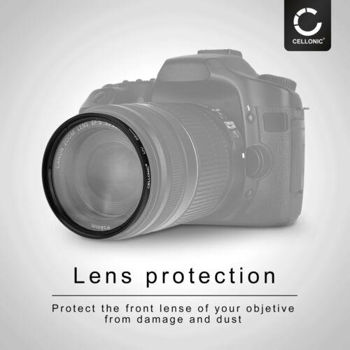 7 ASPH II encargara Filtro de protección para 46mm Panasonic Lumix G 20mm f1