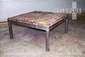 Welding Platen Table ... Metalworking > Welding & Soldering > Welding > Other Welding Equipment