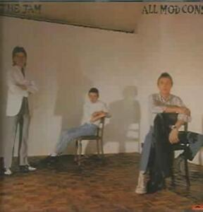 THE-JAM-ALL-MOD-CONS-NEW-CD